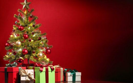 Gør dig klar til kunstige juletræer