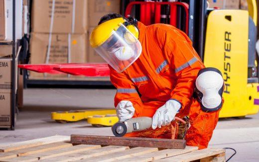Brynje sikkerhedssko - til byggeri, håndværk og industri