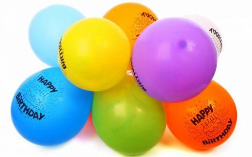 Få lavet balloner med ønsket farve og tryk