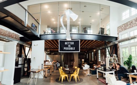 Rent kontor med erhvervsrengøring