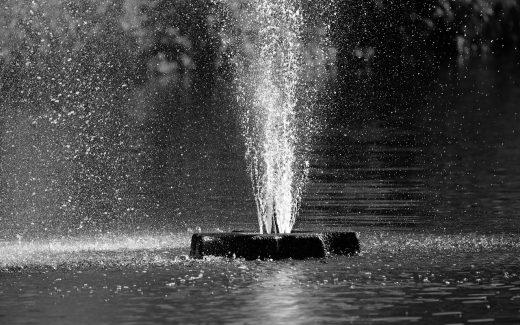 Det nye slags springvand