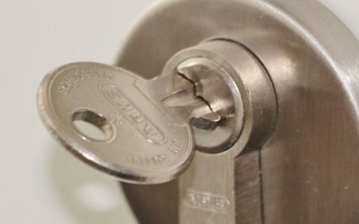 Du har brug for en god låsecylinder